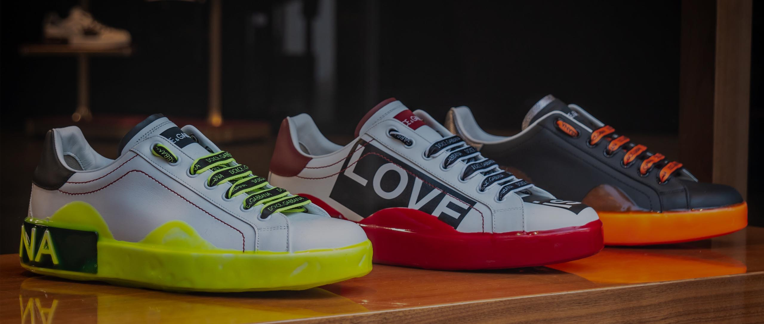 clarco shoes customization banner